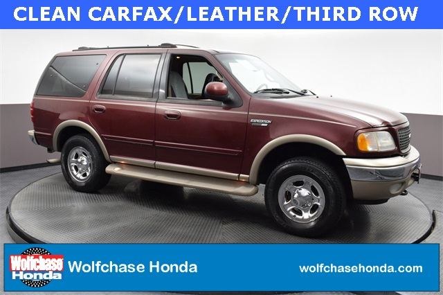 Pre-Owned 2001 Ford Expedition Eddie Bauer
