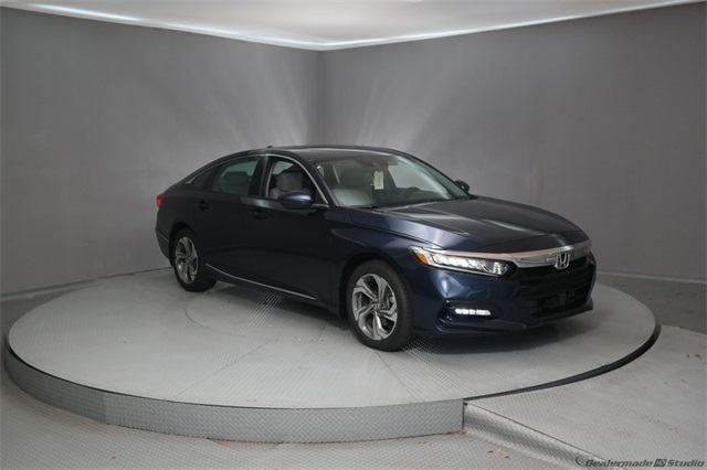 New 2018 Honda Accord EX L