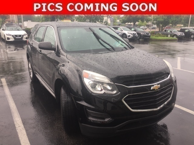 Pre-Owned 2016 Chevrolet Equinox L