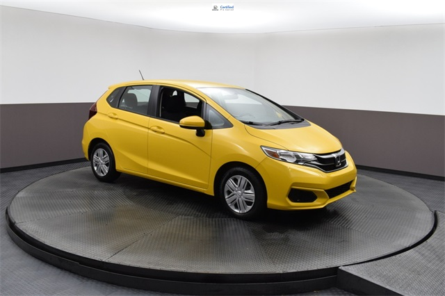 Pre-Owned 2018 Honda Fit LX