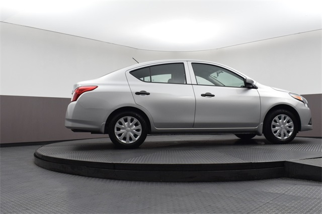 Pre-Owned 2018 Nissan Versa 1.6 S