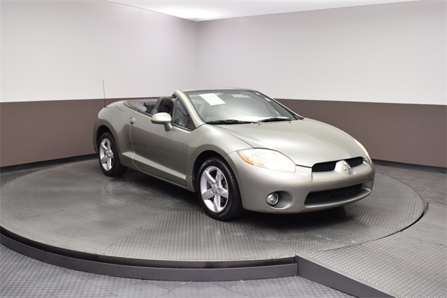 Exceptional Pre Owned 2008 Mitsubishi Eclipse GS