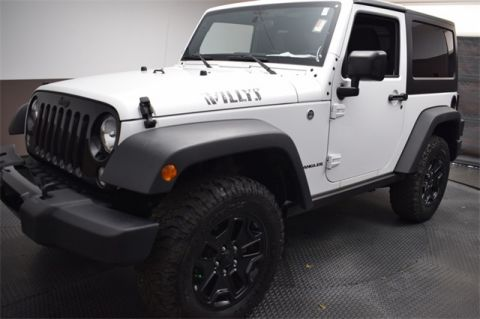 Pre-Owned 2017 Jeep Wrangler Sport