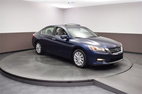 Certified Pre Owned 2013 Honda Accord EX